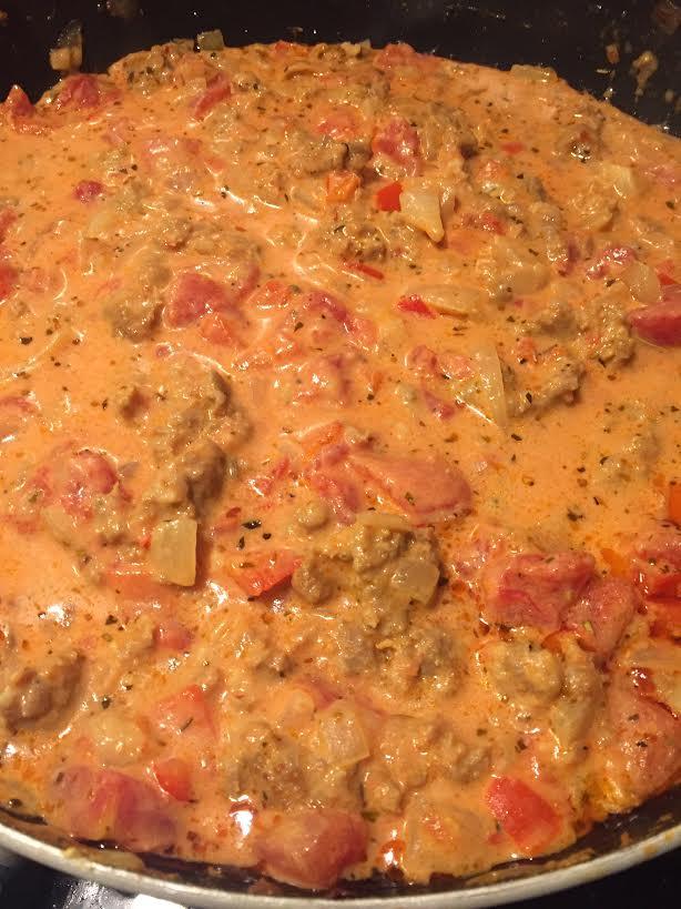 Italian Sausage Sauce
